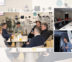 Unternehmerrunden Reutlingen und Eningen zum BGM Austausch im peb2
