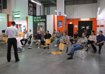 Event bei myStorage AG Reutlingen